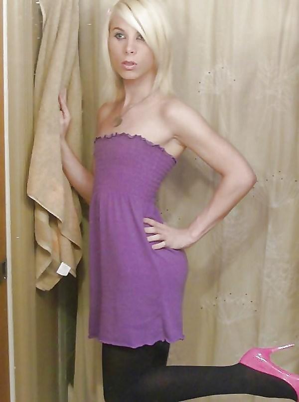 Femme transsexuelle célibataire pour plan cul